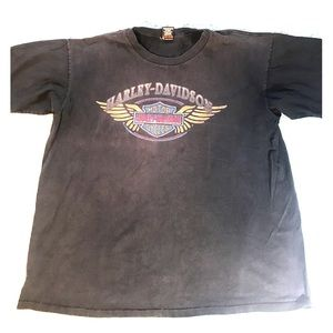 Dorset England Harley T-shirt